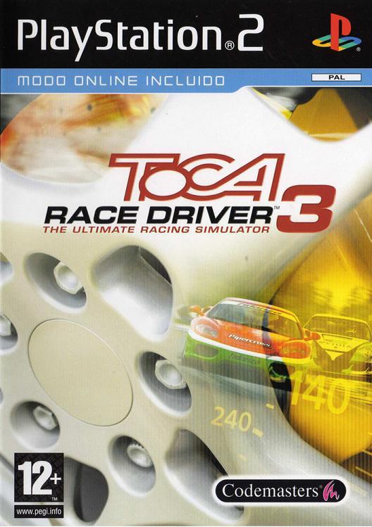 Descargar Toca Race Driver 3 [Spanish] por Torrent